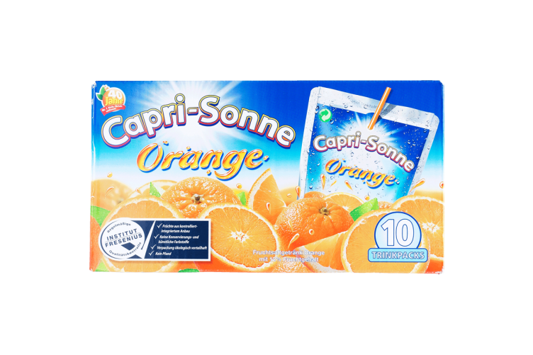 Capri Sonne Orange 10stk