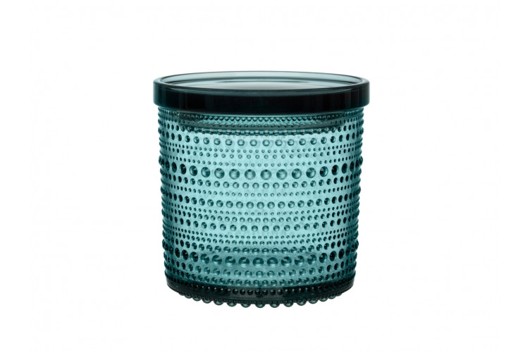 Iittala - Kastehelmi Krukka 114mm Sea Blue