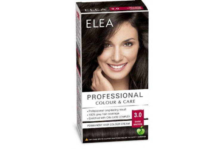 ELEA 3.0 DARK BROWN 123ML