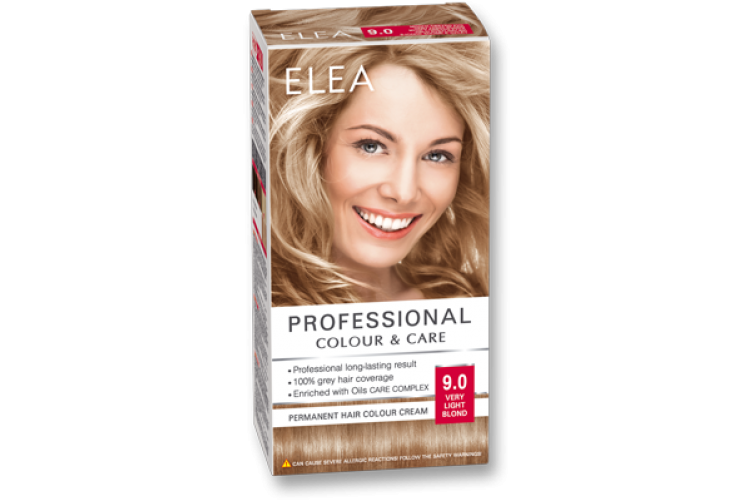 ELEA 9.0 VERY LIGHT BLOND 123ML