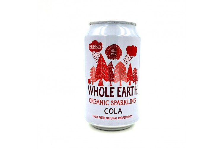 Whole Earth Cola gos 330ml
