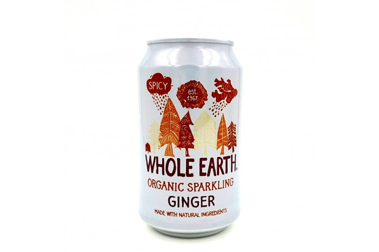 Whole Earth Engiferöl 330ml