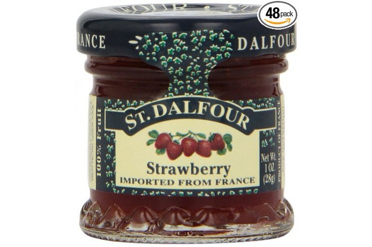 St. Dalfour Strawberry 28g