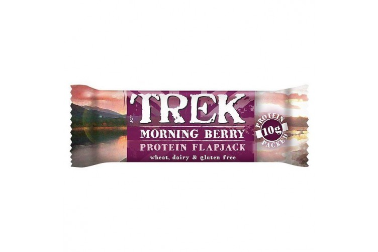 Trek Flap Morning Berry 50g