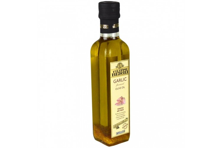 Filippo Berio Ólífuolía Garlic 250ml