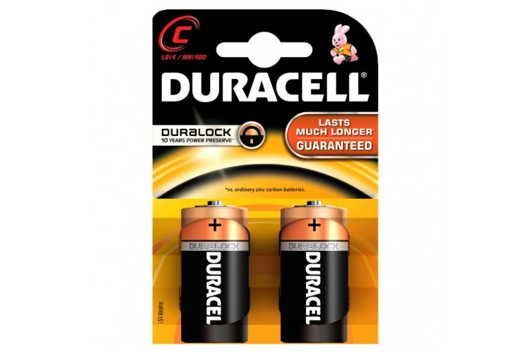 Duracell Plus Power C 2stk