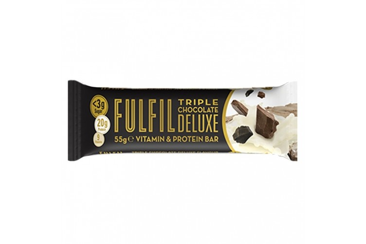 Fulfil Triple chocolate 55g