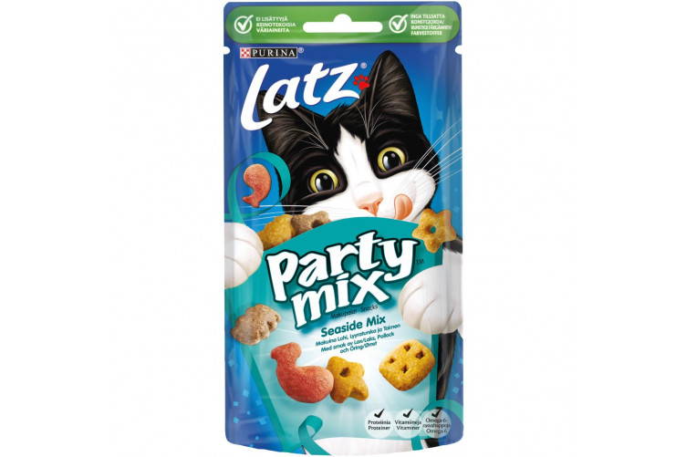 Purina Partymix Seaside 60gr