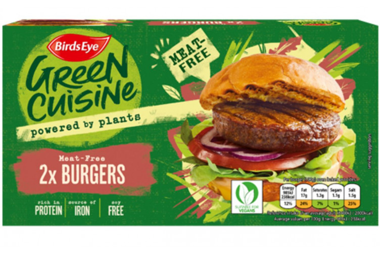 Green Cuisine Meat Free Burger 200g
