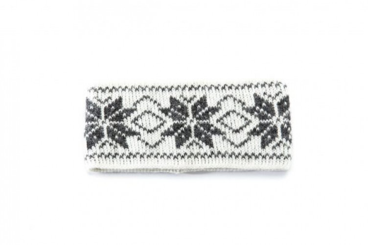Headband – Scandinavian pattern
