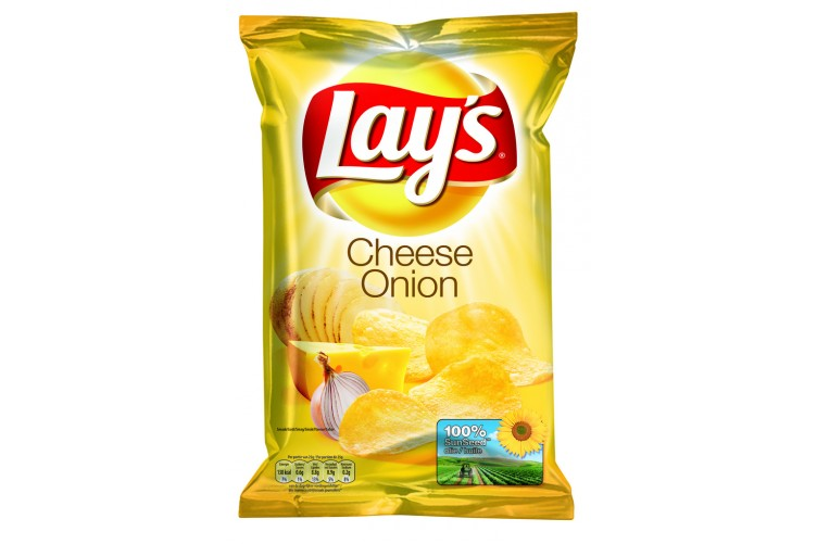 Lays 175g Cheese & Onion