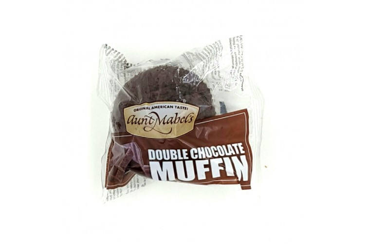 Muffins Double Chocolate Aunt Mabel 102g