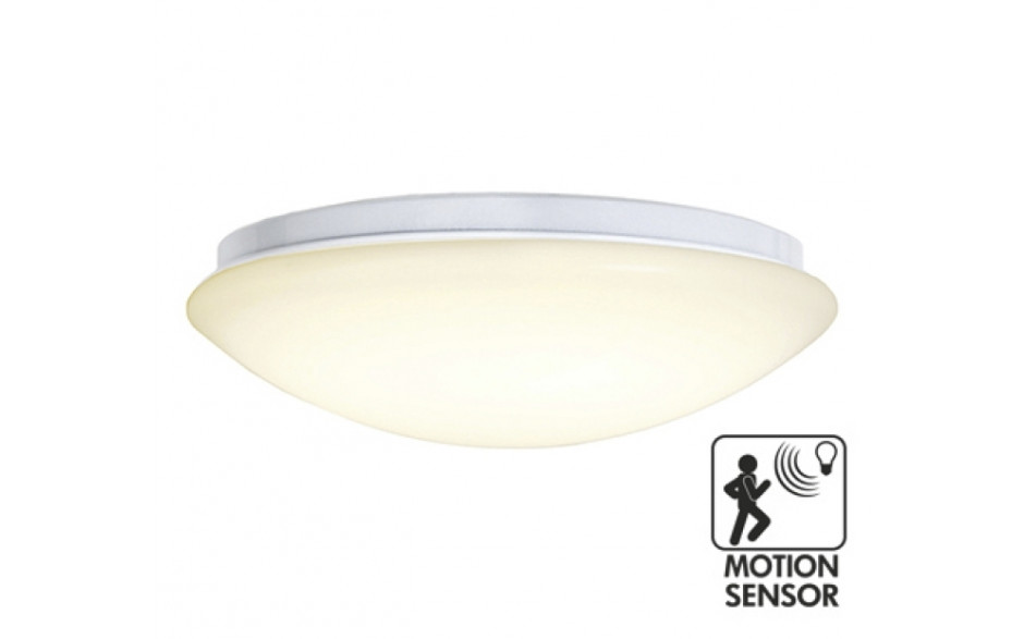 LED Ceiling light with sensor ø32cm 17W