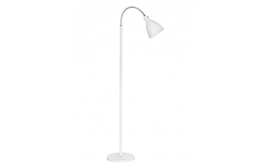 Smogen Floor lamp White