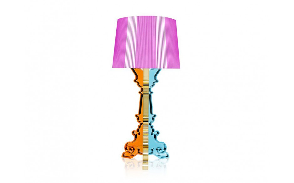 Kartell - Bourgie Lampi Pink Shade