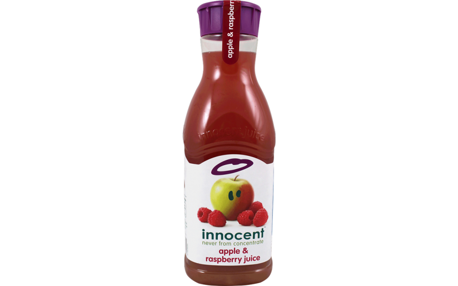 Innocent Epli & Hindberja Safi 900ml
