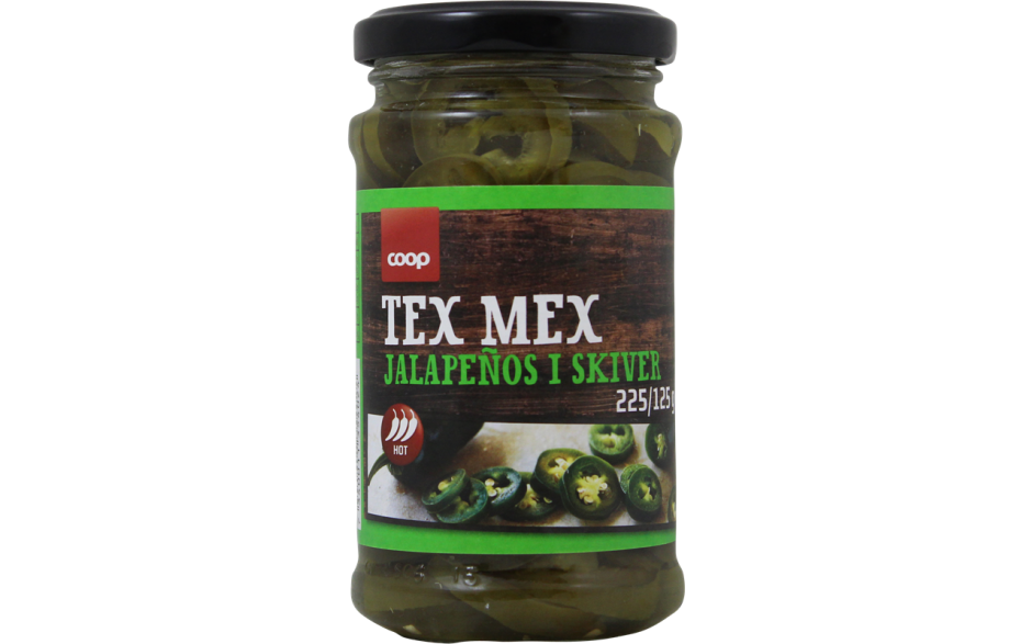 Coop Mexico Jalapeno 220g.