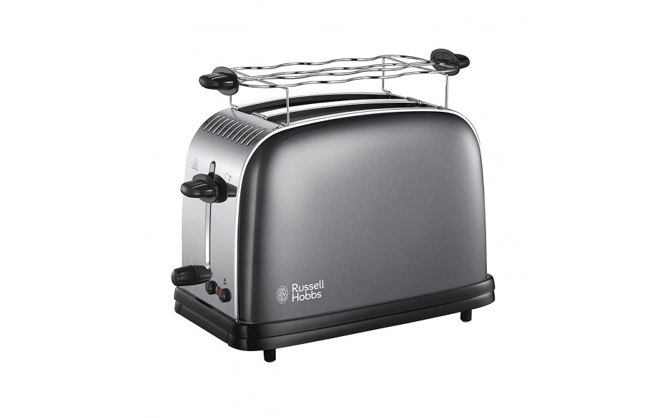 RH Grey colour toaster