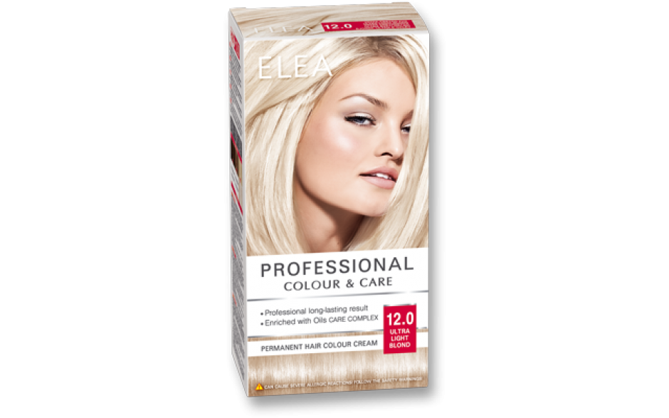 ELEA 12.0 ULTRA LIGHT BLOND 123ML