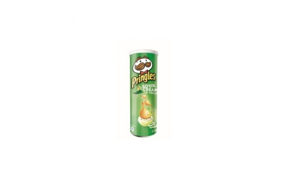 Pringles 165g.Sour Cream/Onion