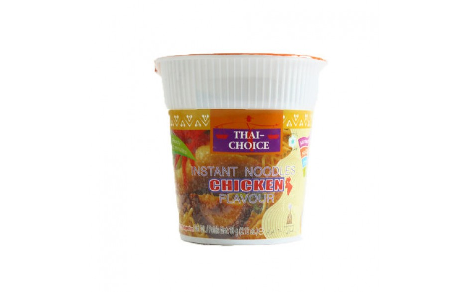 Thai Choice Cup Núðlur Chicken 60g