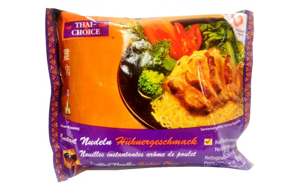 Thai Choice Noodles Chicken 85g