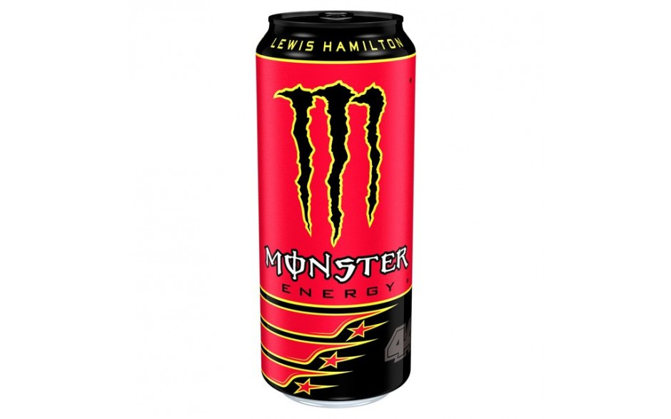 Monster Energy Lewis Hamilton 500ml