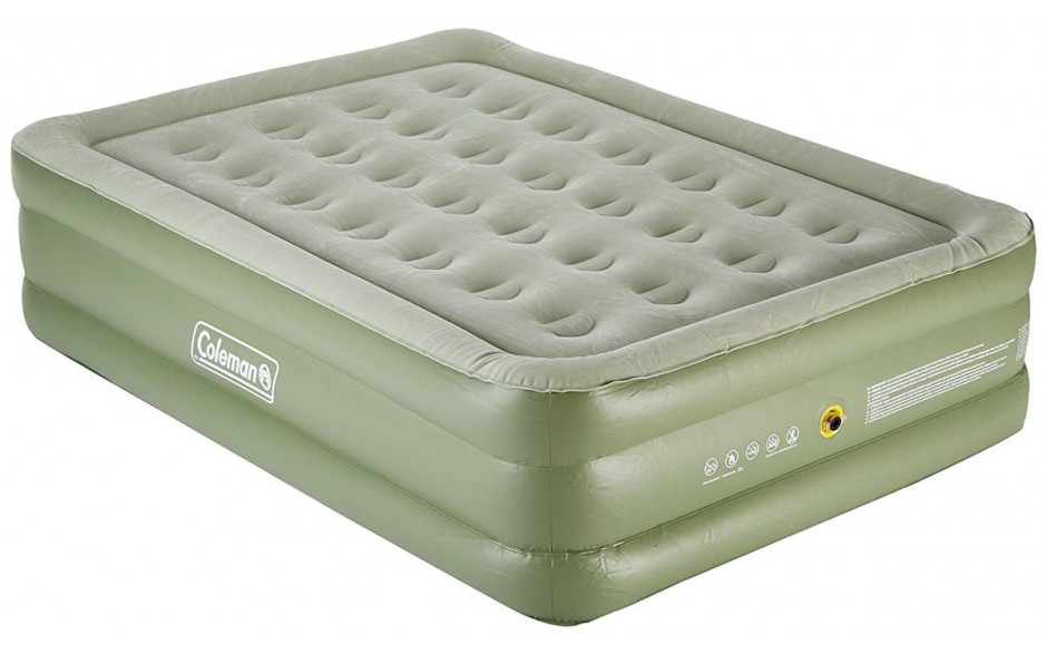 Coleman Maxi Comfort Bed Raised King