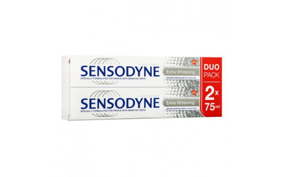 Sensodyne Whitening 2x75ml