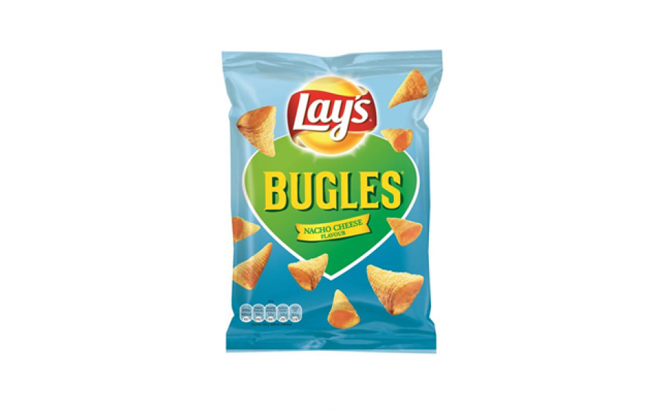 Bugles Nacho Cheese 125g