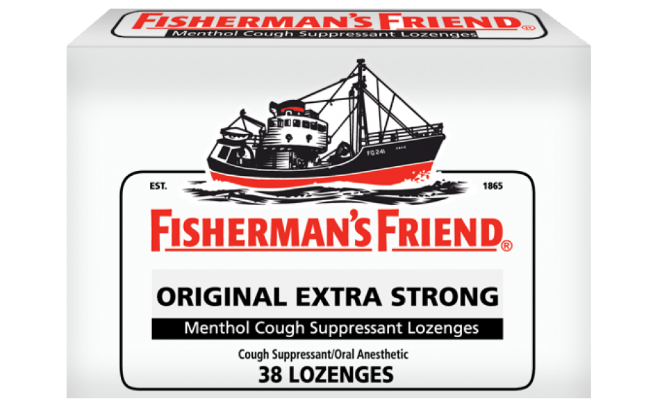 Fisherman's friend Original Extra Strong