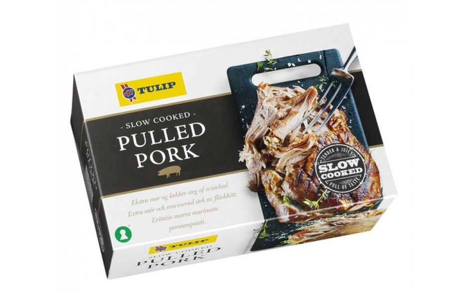 Tulip pulled pork 550g