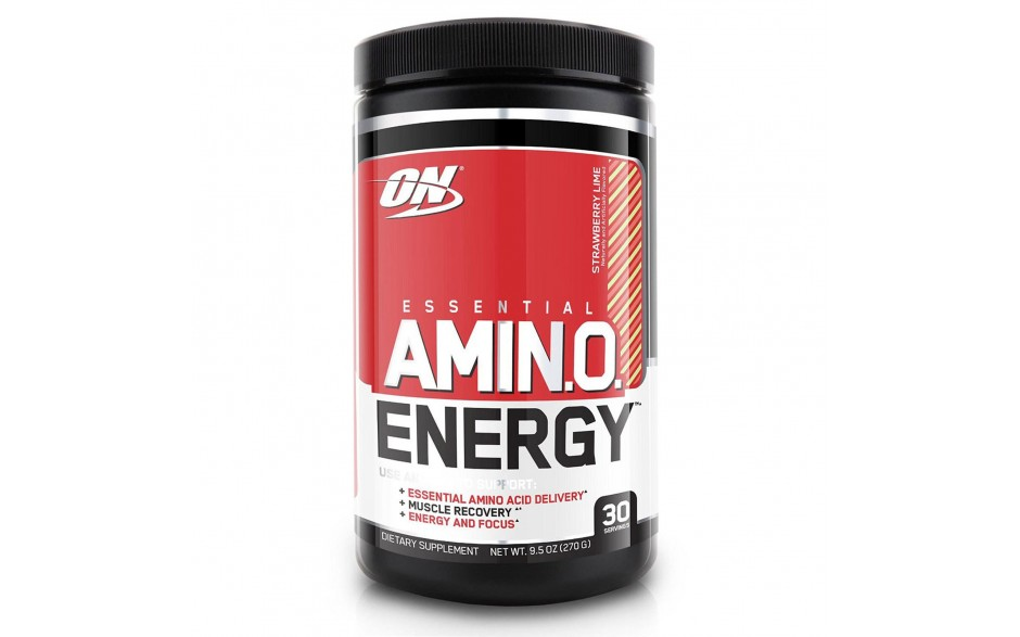 Amino Energy Strawberry Lime 270g