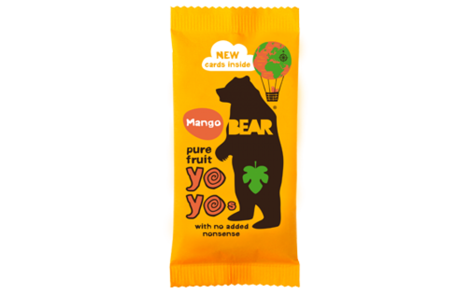 BEAR Yoyo Single Mango 20g
