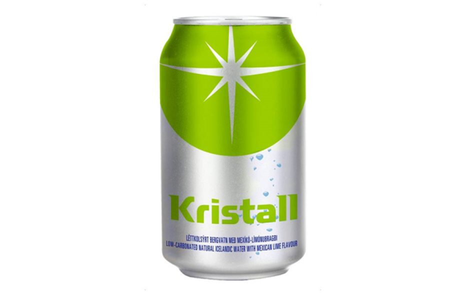 Kristall Mexican lime 0,33L