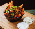 Gunpowder Masala Fries