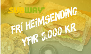 Subway - Hamraborg