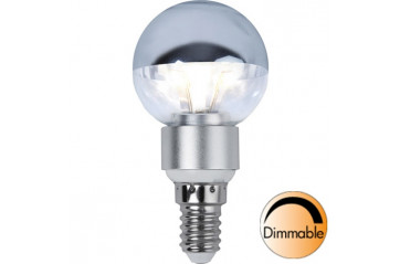 LED Pera E14 3w(=25W) dimmanleg