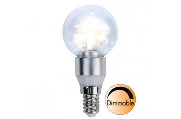 Illumination LED Clear E14 2700K 250lm 3W(25W) Dimmer compatible