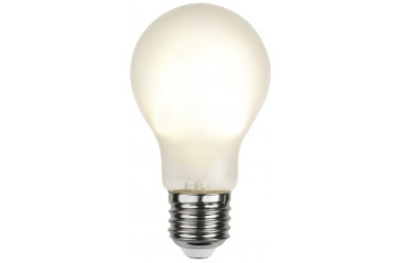 Illumination LED Frosted filament bulb E27 2700K 150lm