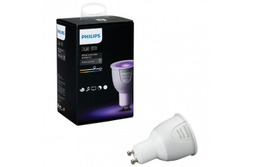 Hue extension white and color ambiance GU10