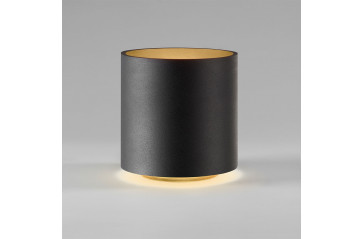 COZY ROUND Black-Gold