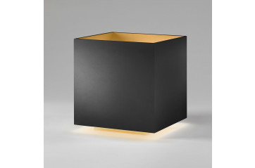 COZY SQUARE Black-Gold