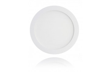 LED plafon light round WHITE