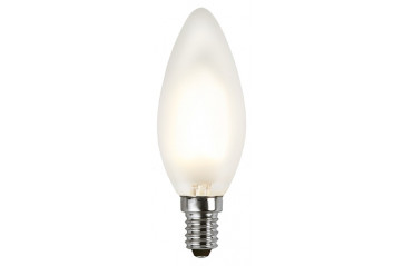 Illumination LED Frosted filament bulb E14 2700K 150lm
