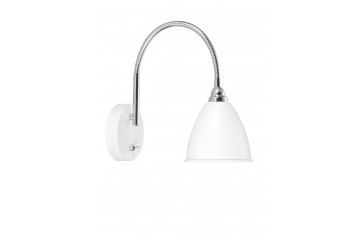 Smogen Wall lamp White