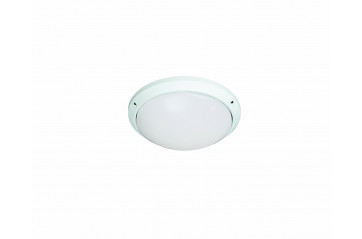 Casablanca Outdoor White Patio Garden Wall Light - IP54 Protection