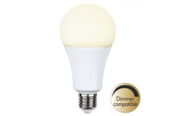 Illumination LED Opal E27 2700K 1900lm Dimmer comp.