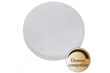 Spotlight LED Frosted GX53 2700K 500lm Dimmer comp.