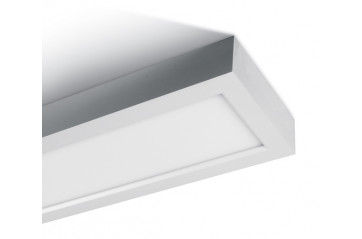 40W IP40 Slim Square LED Plafon